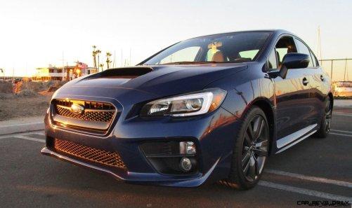 2017 Subaru WRX 5