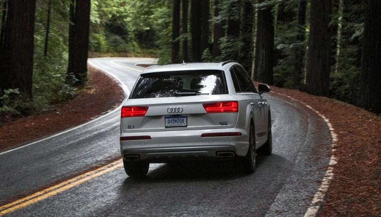 2017 Audi Q7 USA 22