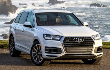 2017 Audi Q7 USA 38