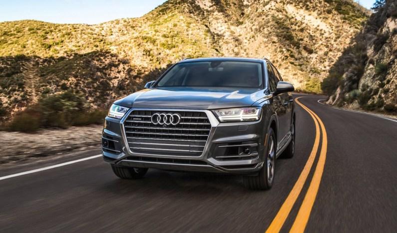 2017 Audi Q7 USA 8