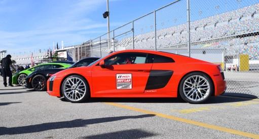 2017 Audi R8 V10 Dynamite Red 1