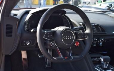 2017 Audi R8 V10 Dynamite Red 16