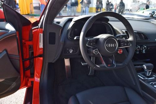 2017 Audi R8 V10 Dynamite Red 17
