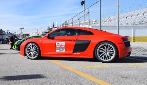 2017 Audi R8 V10 Dynamite Red 2
