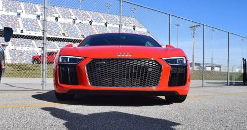 2017 Audi R8 V10 Dynamite Red 22