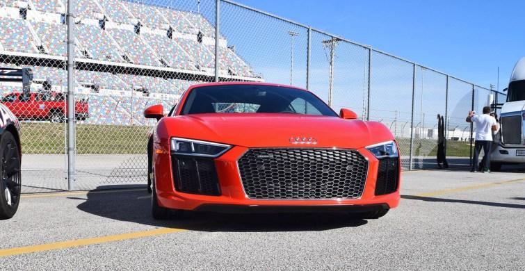 2017 Audi R8 V10 Dynamite Red 28