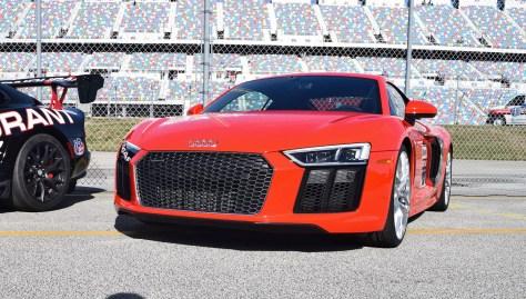 2017 Audi R8 V10 Dynamite Red 30