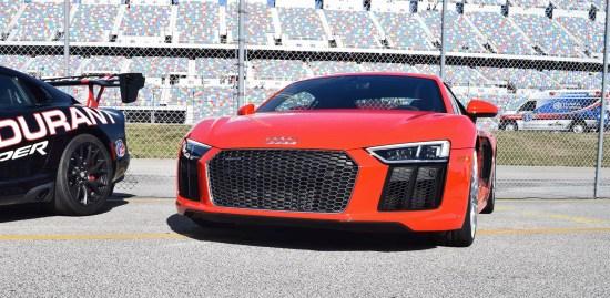 2017 Audi R8 V10 Dynamite Red 31