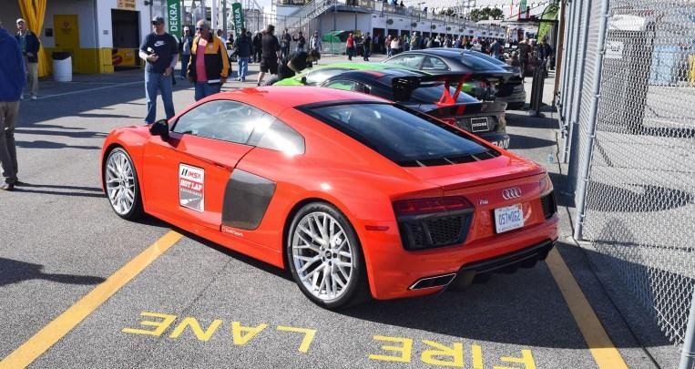 2017 Audi R8 V10 Dynamite Red 6