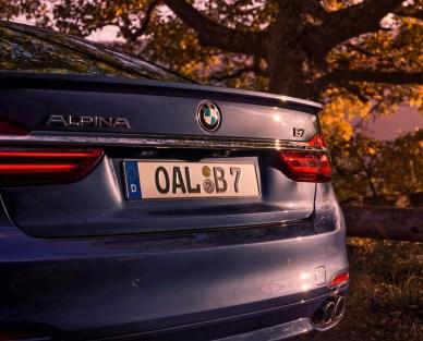 2017 BMW ALPINA B7 xDrive 20