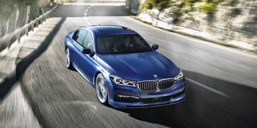 2017 BMW ALPINA B7 xDrive 3