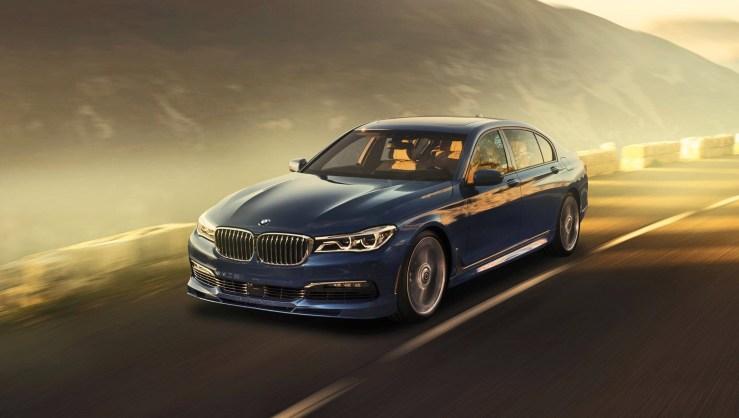 2017 BMW ALPINA B7 xDrive 7