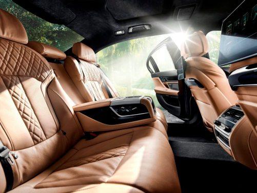 2017 BMW ALPINA B7 xDrive Interior 4