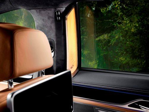 2017 BMW ALPINA B7 xDrive Interior 9