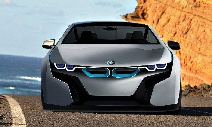 2017 BMW i6 Materializes in Renderings As Huge Carbon-Fiber Plant of Toray Industries Heads to Spartanburg 25