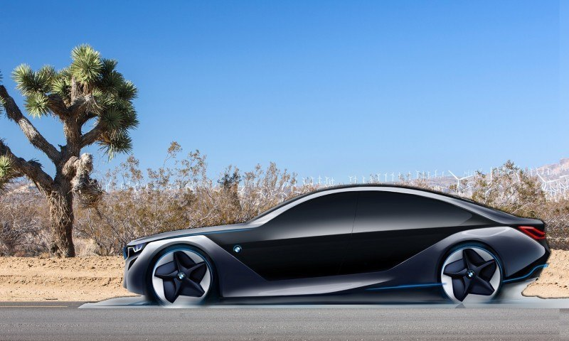2017 BMW i6 Materializes in Renderings As Huge Carbon-Fiber Plant of Toray Industries Heads to Spartanburg 4