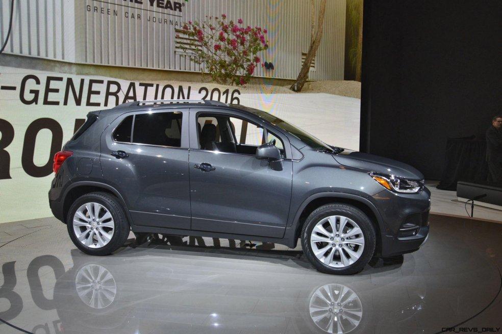 2017 Chevrolet TRAX 2