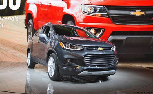 2017 Chevrolet TRAX 3