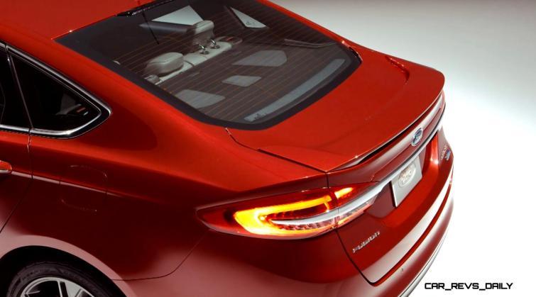 2017 Ford Fusion V6 Sport - Video Stills 10