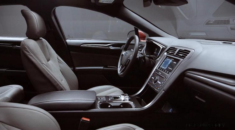2017 Ford Fusion V6 Sport - Video Stills 13