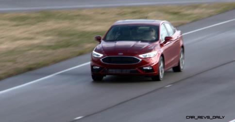 2017 Ford Fusion V6 Sport - Video Stills 23