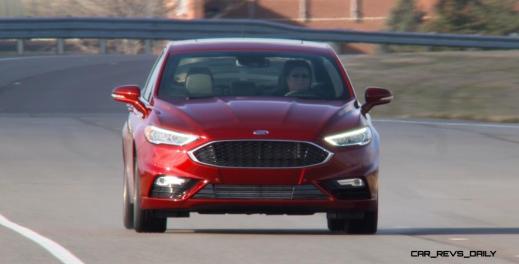 2017 Ford Fusion V6 Sport - Video Stills 29