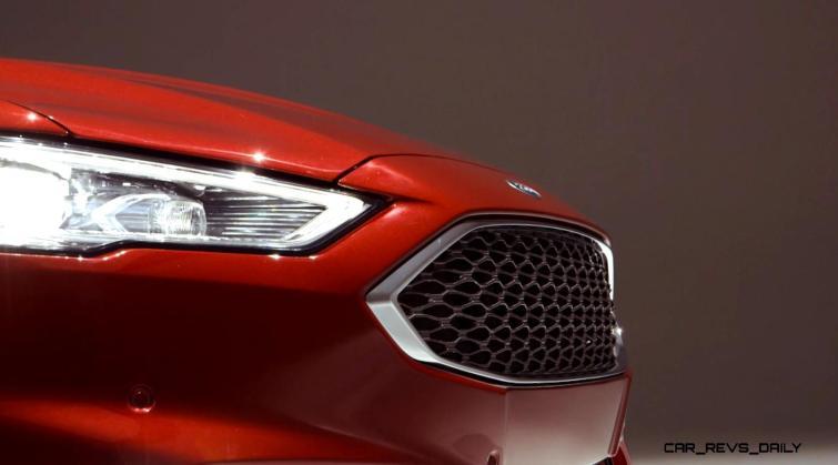 2017 Ford Fusion V6 Sport - Video Stills 5