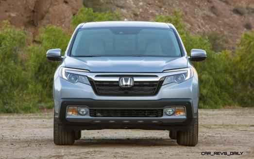 2017 Honda Ridgeline - 010