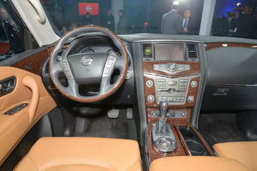 2017 Nissan Armada 15