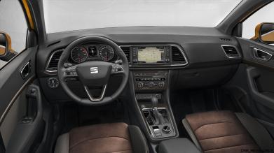 2017 SEAT Alteca SUV 12