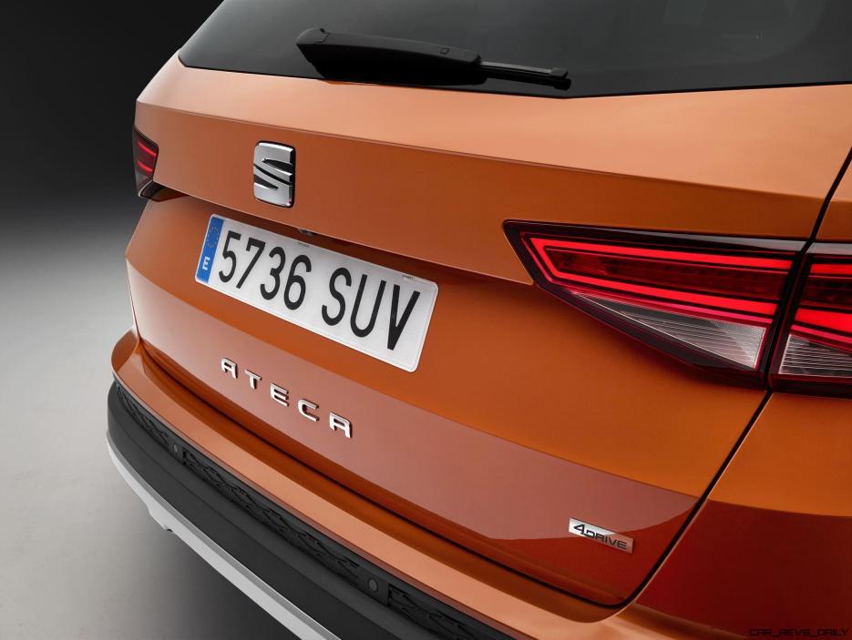 2017 SEAT Alteca SUV 9