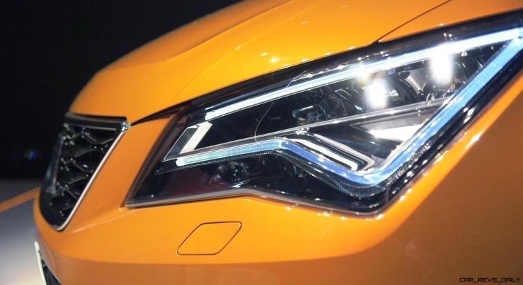 2017 SEAT Alteca SUV Live Reveal 17