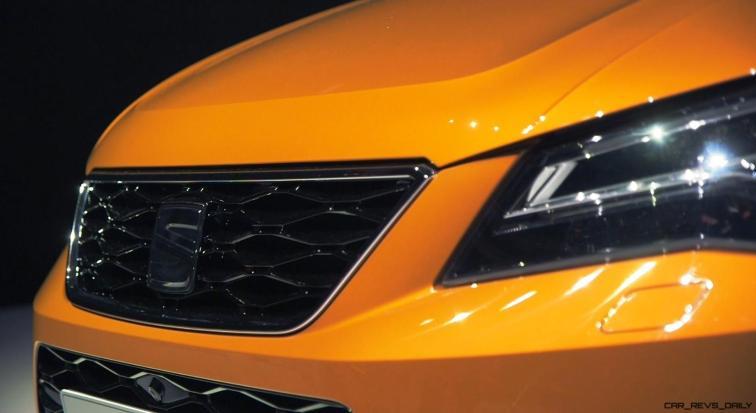 2017 SEAT Alteca SUV Live Reveal 24