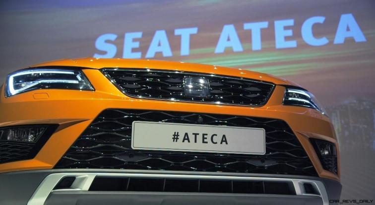 2017 SEAT Alteca SUV Live Reveal 4