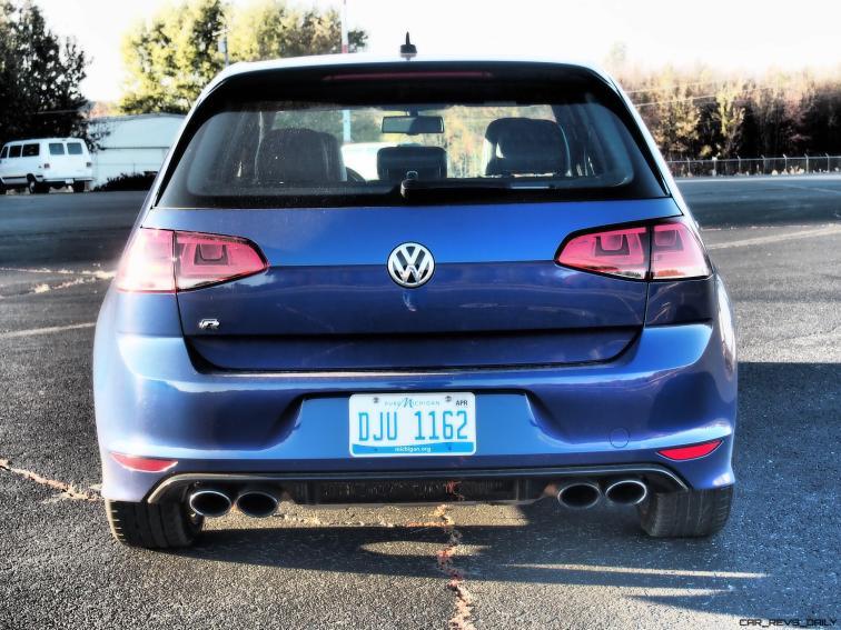 2016 VW Golf R Lapiz Blue by Lyndon Johnson 6
