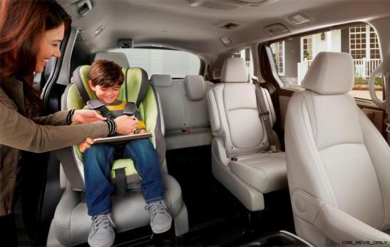 Edited Honda Odyssey Interior 2
