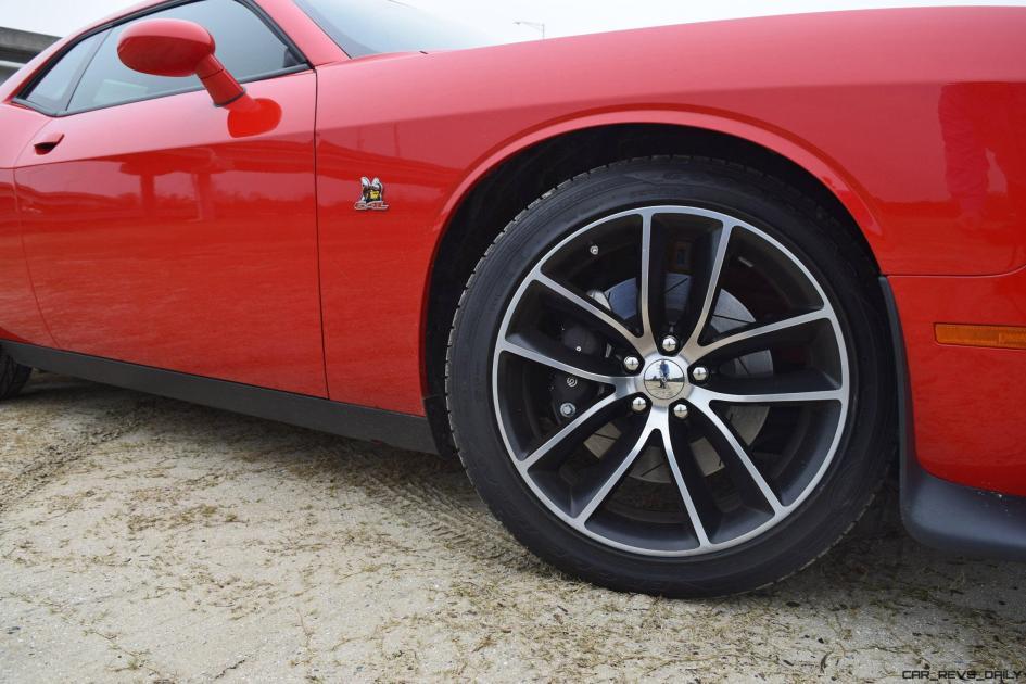 2016 Dodge Challenger RT SCAT PACK 10