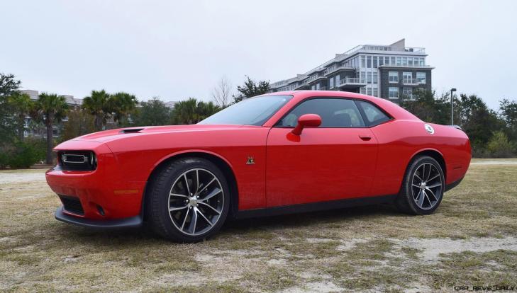 2016 Dodge Challenger RT SCAT PACK 25