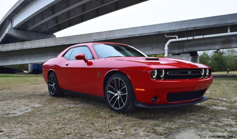 2016 Dodge Challenger RT SCAT PACK 29