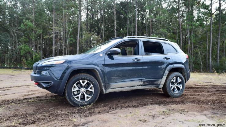 2017 Jeep Cherokee TRAILHAWK 17