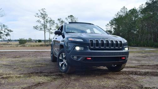 2017 Jeep Cherokee TRAILHAWK 3
