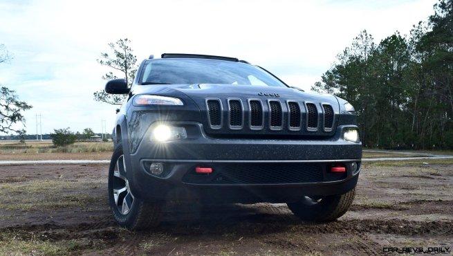 2017 Jeep Cherokee TRAILHAWK 4
