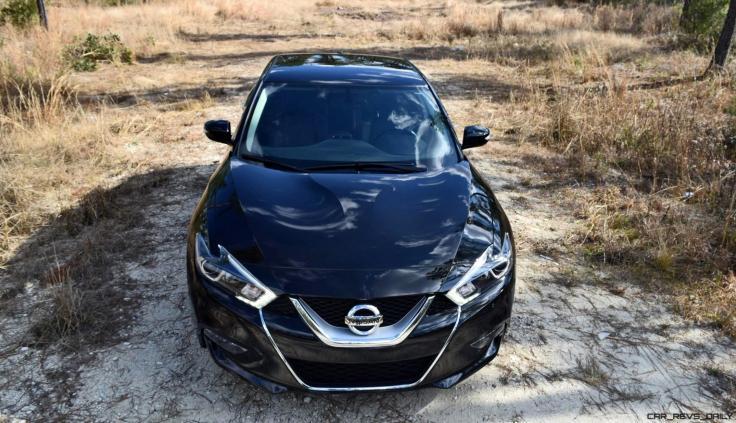 2017 Nissan Maxima SR Midnight Edition 13
