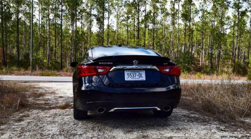 2017 Nissan Maxima SR Midnight Edition 18