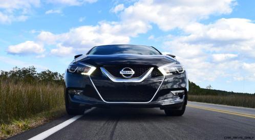 2017 Nissan Maxima SR Midnight Edition 33