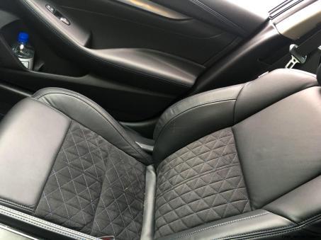 2017 Nissan Maxima SR Midnight Edition - Interior 16