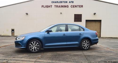 2017 VW Jetta 1.4T - HD Road Test Review 43