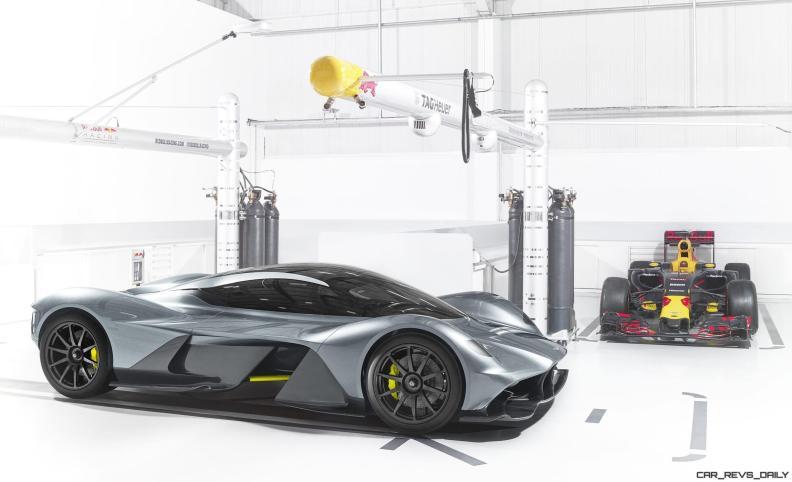 2019 Aston Martin AM-RB 001 Concept 12