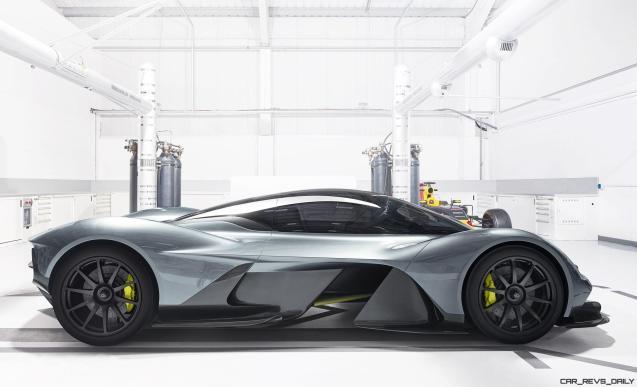 2019 Aston Martin AM-RB 001 Concept 14