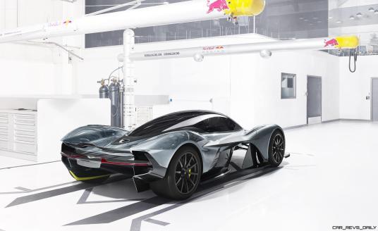 2019 Aston Martin AM-RB 001 Concept 8